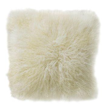 Flokati Shag Pillows