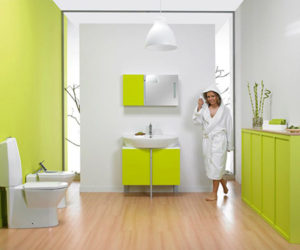 Fresh Spring Bathroom Collection By Sanindusa