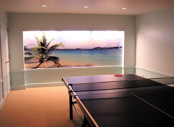 Inspiring game rooms decorating ideas for Small entertainment room decorating ideas