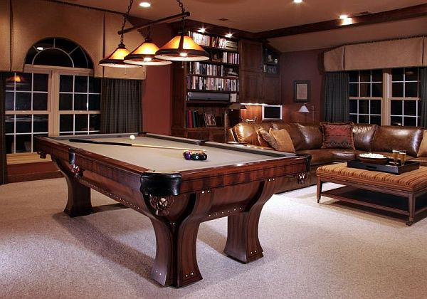 Beautiful Game Room Decorating Pictures Home Design Ideas
