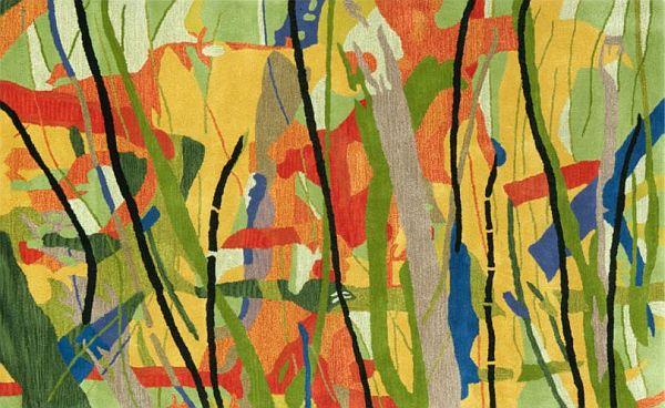 Elegant Color Field Rug From Cb2 Design Inspirations