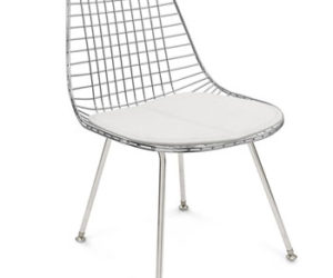 The Green Stressless Windsor Collection · H Base Wire Chair From Modernica