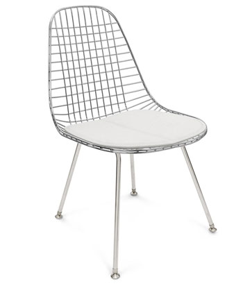 Nice H Base Wire Chair From Modernica