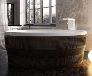 Hilo Free Standing Acrylic Bathtub