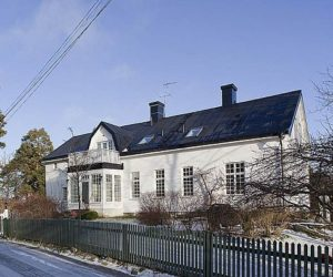 Beautiful garden property in attractive Svalnäs