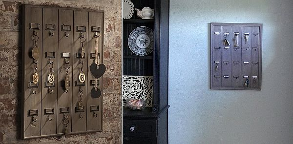 Top 15 Diy Key Holders Amp Racks For Your Home