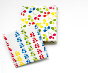 Spring Ceramic Tile Coasters