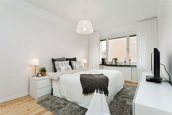 Bright 3 room apartment in s dermalm stockholm for Cost to move one bedroom apartment