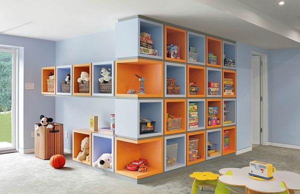 killer tips for organizing kids spaces at home - Kids Bedroom Organization