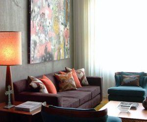 Loft Living Interior Design Ideas