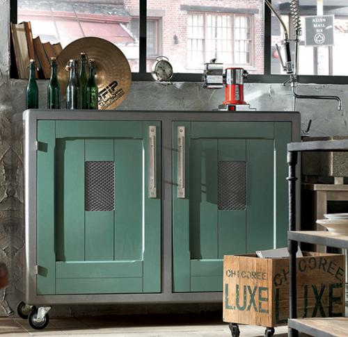 Vintage kitchen designs from marchi group - De marchi cucine ...