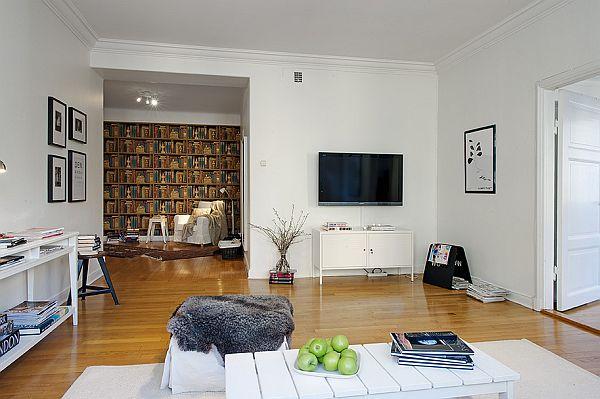 Wood Floor Apartments Flooring Ideas And Inspiration