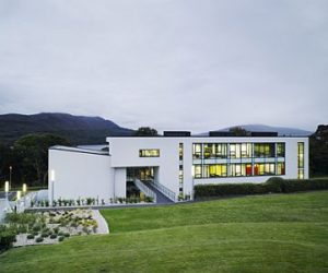The Contemporary School of Nursing for St Angela's College in Sligo