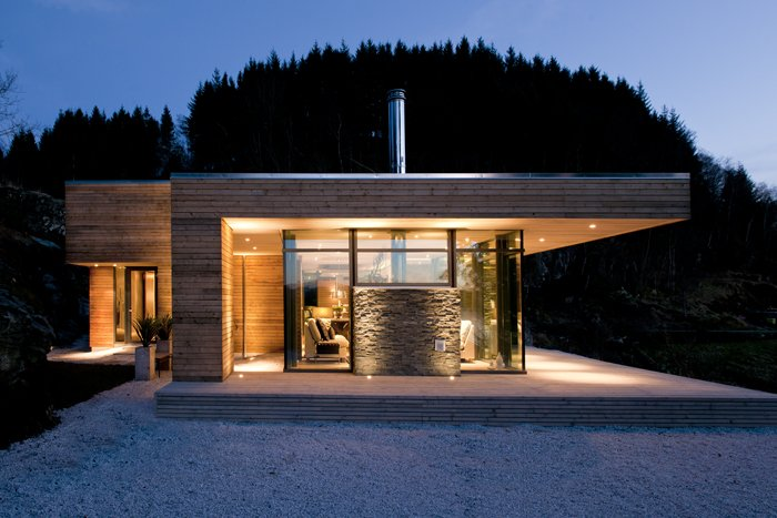 The Modern And Adaptable Cabin Gj 9 In Norway