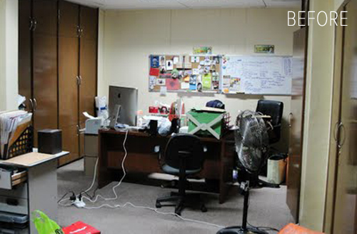 Top 15 beforeafter office spaces makeover