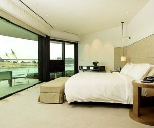 Sydney's most expensive hotel room