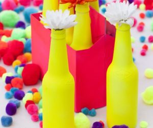 10 DIY Vases That Give Flowers A Cozy And Fun Home
