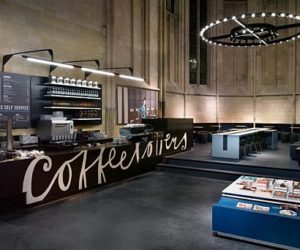 Church converted into bookstore in Holland