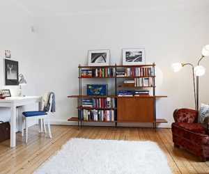 Tiny 1-room apartment in Gothenburg