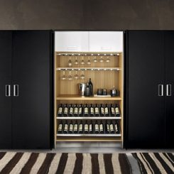Superb The Pocket Cabinets From Arclinea Nice Design
