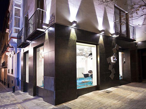 Amazing Portago Urban Hotel Interior Design in Granada, Spain