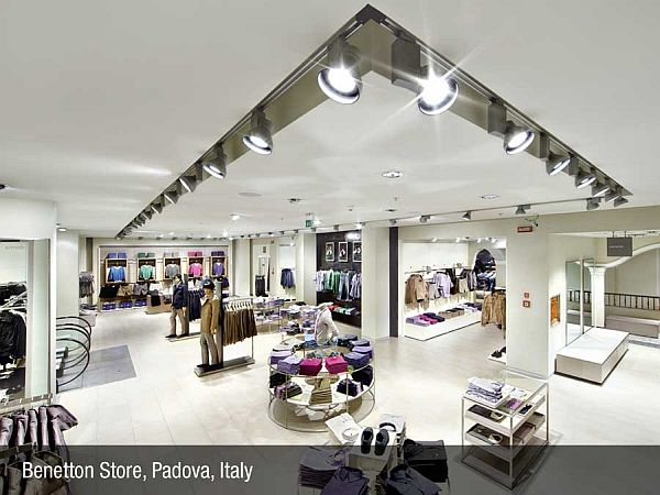 The Importance Of Light In Shops