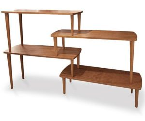 The modular Rolly shelf unit
