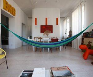 Simple cozy apartment in Rome