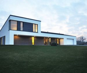 Contemporary family residence in Poland