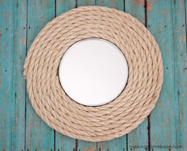 sisal rope circle rope