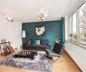 71 sqm modern and stylish apartment in Stockholm