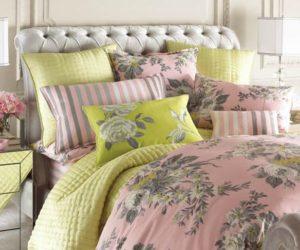 "Floral Spring ""Oranienbaum"" Bed Linens"