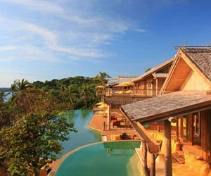 The Amazing Six Senses Soneva Kiri Resort in Thailand