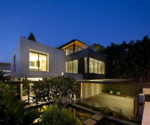 The Travertine Perfect Home in Singapore
