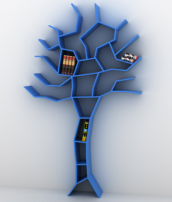 The Tree Bookcase