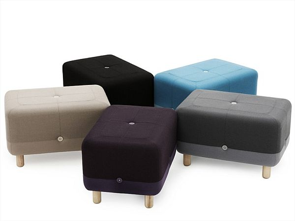 The Sumo Pouf By Simon Legald