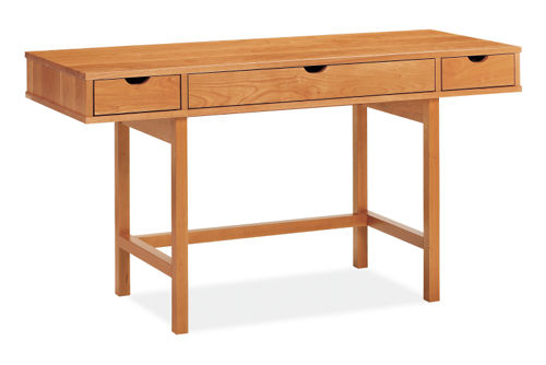 Awesome The Simple And Versatile Wood Ellis Desk