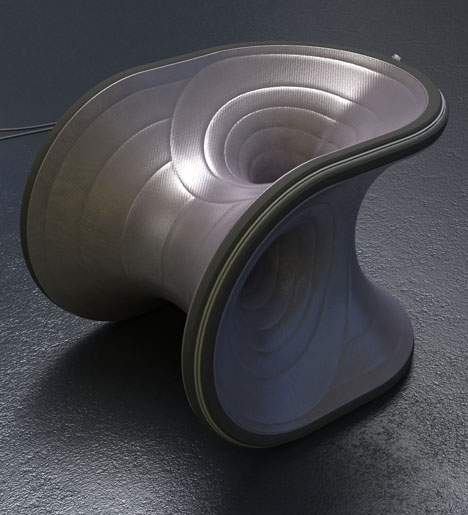 The ingenious and mind-bending Wormhole Chair