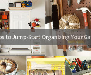5 Tips to Jump-Start Organizing Your Garage