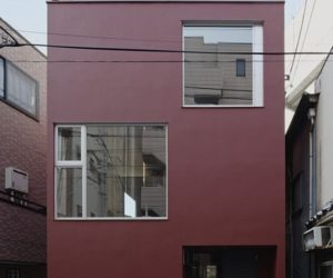 Another house from Apollo Architects in Tokyo