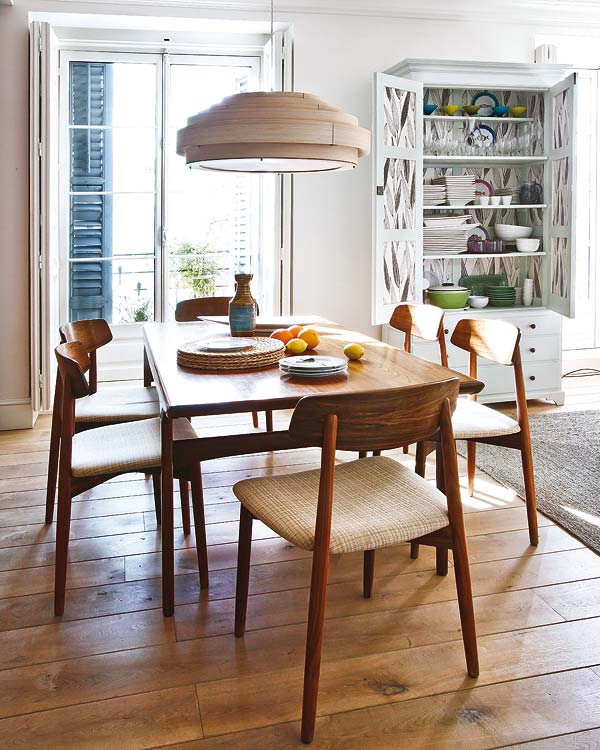 View In Gallery With Apartment Dining Room Sets