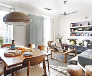 Elegant 65-square meter apartment from the 1800s