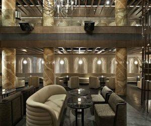 Luxurious Anjelique Restaurant Interior Design