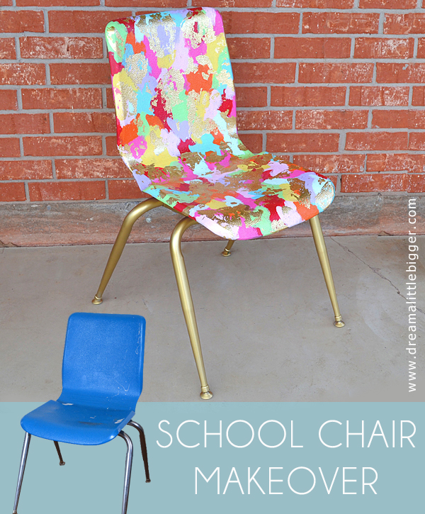 Class chair makeover