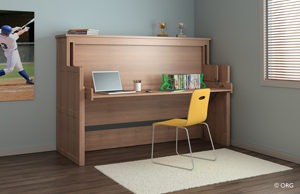 Desk Bed from ORG