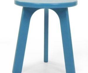 One Hundred Triangles Stool - One-hundred-triangles-stool