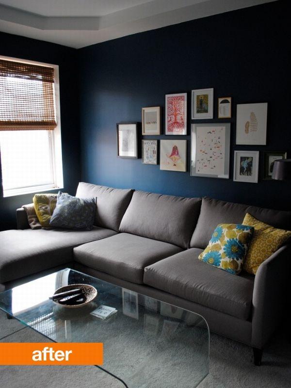 Lovely Tv Room Remodel