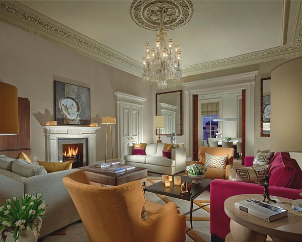 The scottish atholl hotel interior design for Luxury hotel bedroom interior design