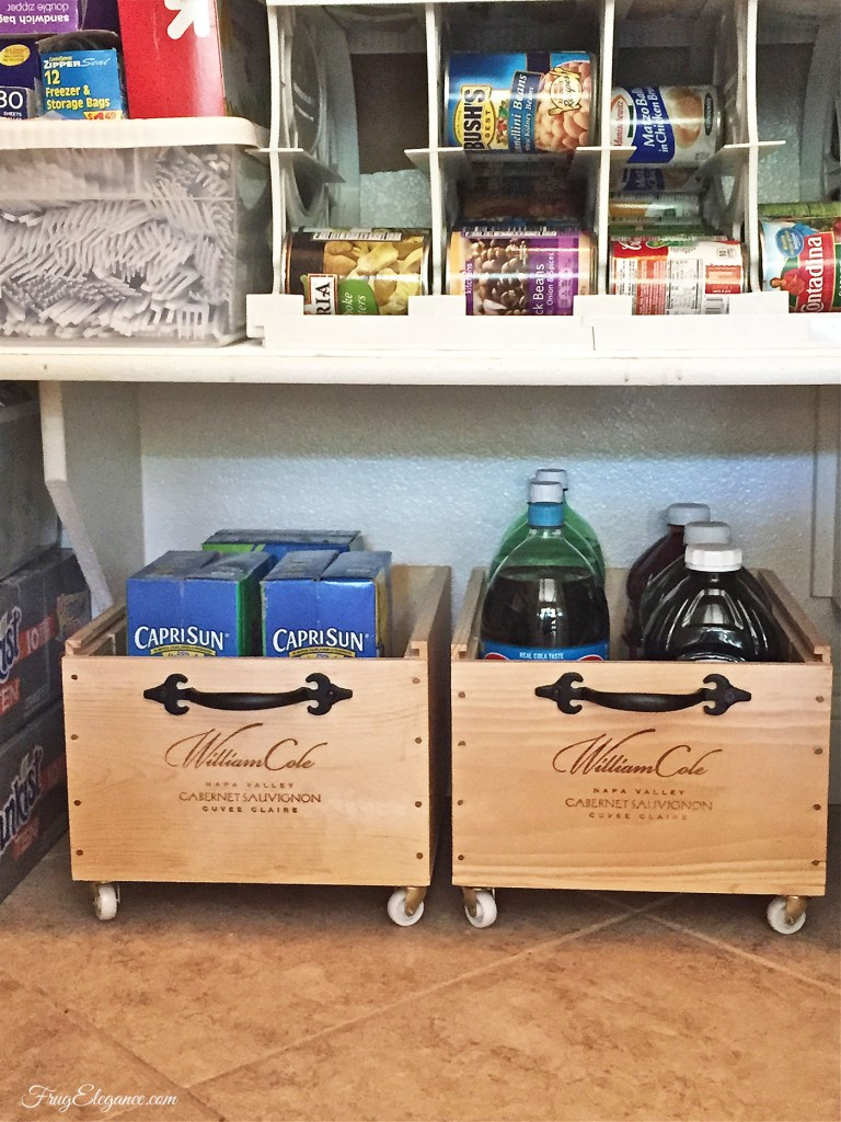 The Wine Crate Challenge Fun New Ways To Use Them