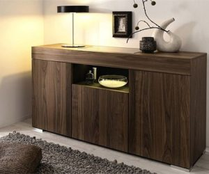 The stylish Elumo II sectional sideboard